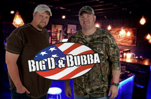 Big D & Bubba Studio 2014